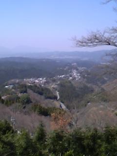 吉野のお山は